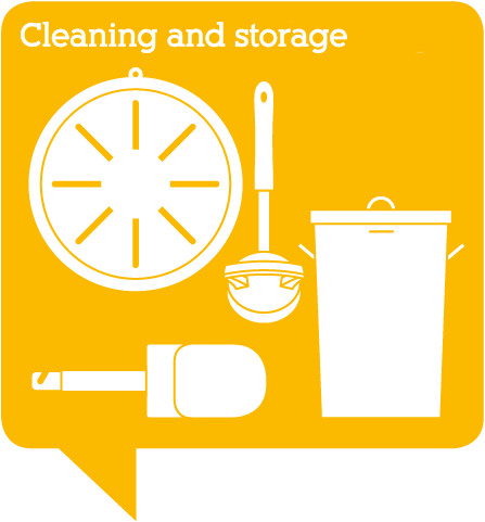 Cleaning And Storage
